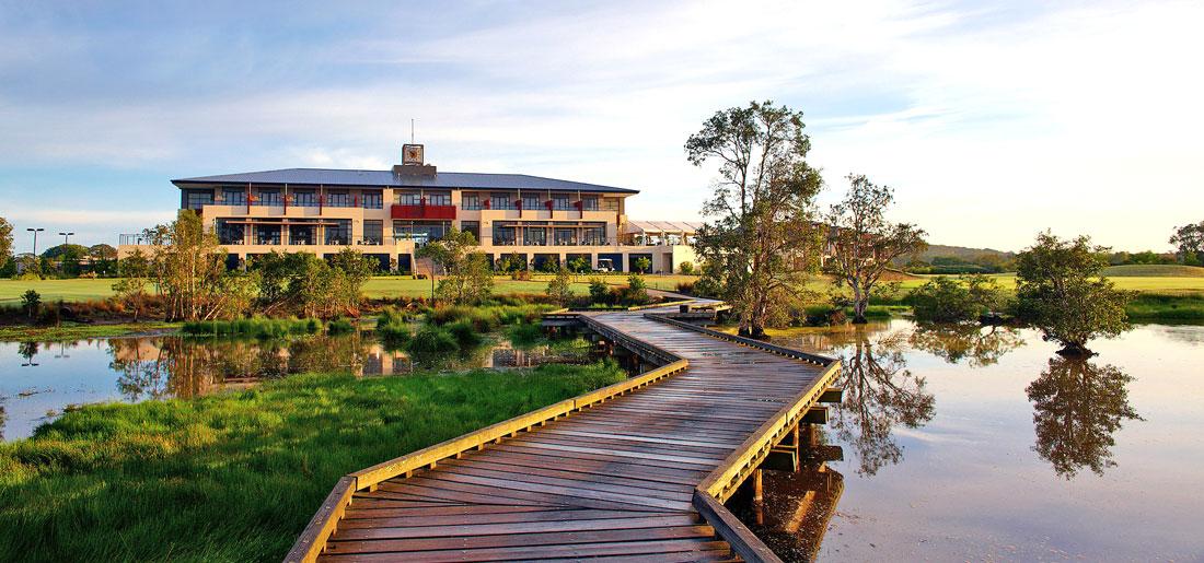 Mercure Kooindah Waters, award winning Golf & Spa Resort